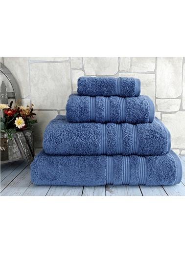 İrya Banyo Havlusu Mavi